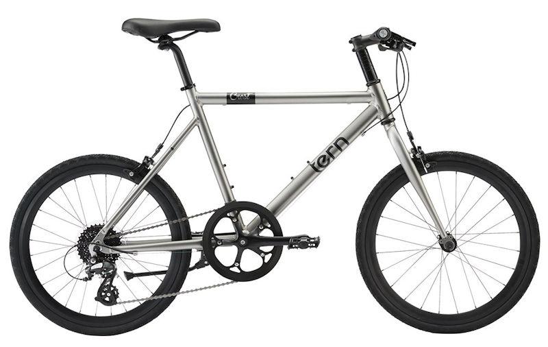 ターン クレスト (マットガンメタル) 2020 TERN CREST ミニベロ 20インチ 小径自転車