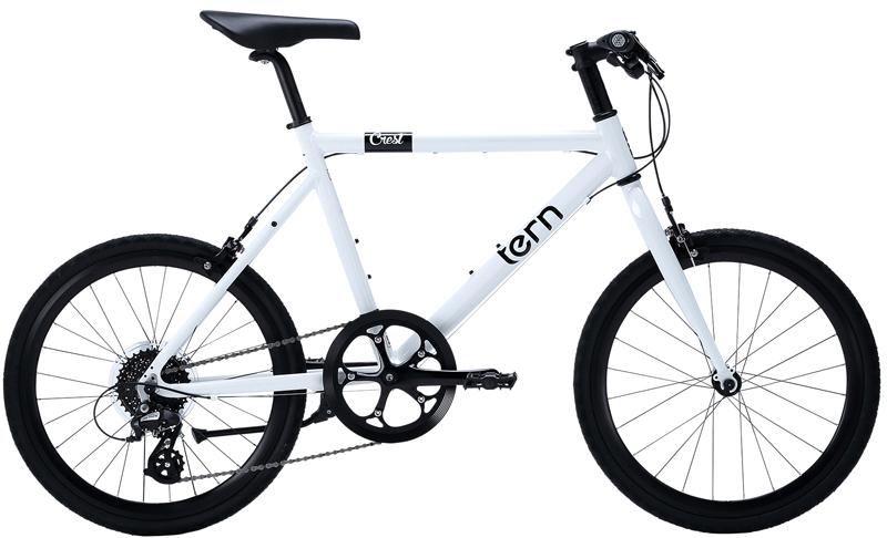 ターン クレスト (ホワイト) 2020 TERN CREST ミニベロ 20インチ 小径自転車