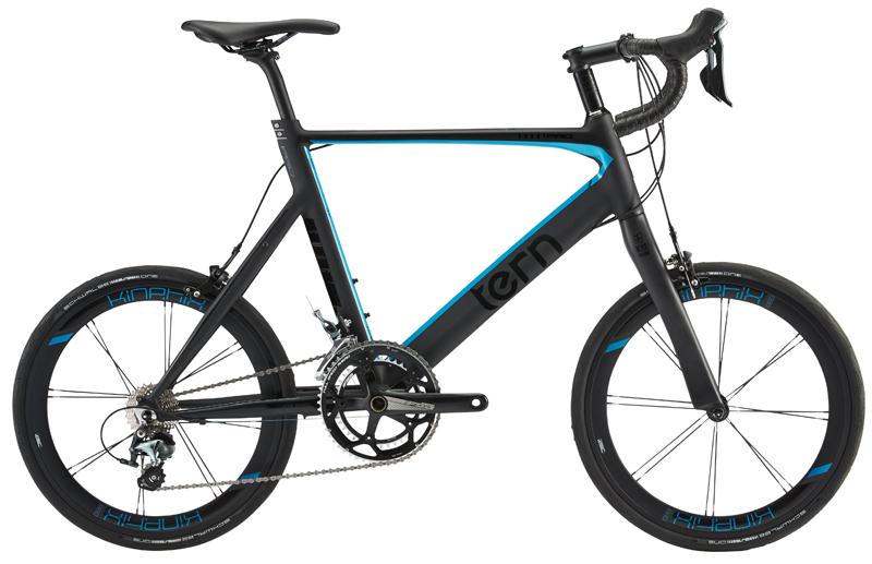 ターン サージュプロ (デルタブルー) 2020 TERN SURGE PRO ミニベロ 20インチ 小径自転車