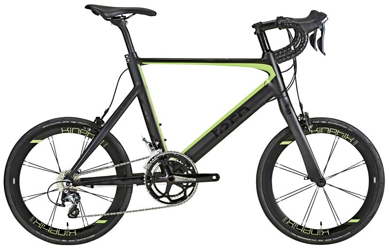 ターン サージュプロ (デルタグリーン) 2020 TERN SURGE PRO ミニベロ 20インチ 小径自転車