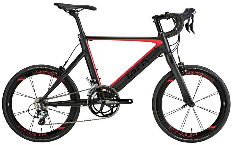 ターン サージュプロ (デルタレッド) 2020 TERN SURGE PRO ミニベロ 20インチ 小径自転車