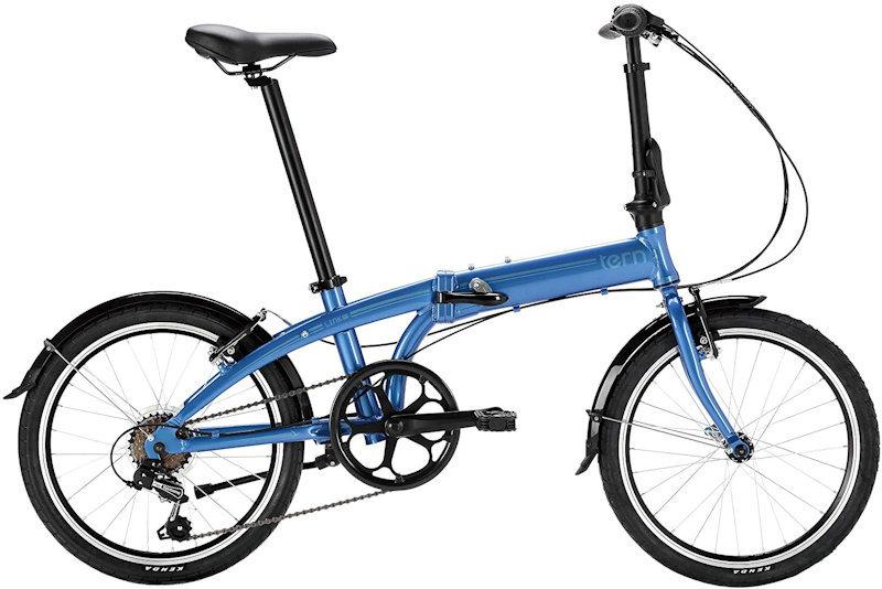 ターン リンク A7 (ブルー/ブルー) 2020 TERN LINK A7 20インチ 折りたたみ自転車 フォールディングバイク
