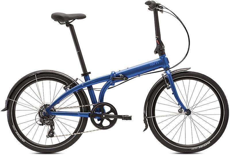 ターン ノード C8 (ダークブルー/ブルー) 2020 TERN NODE C8 24インチ 折りたたみ自転車 フォールディングバイク