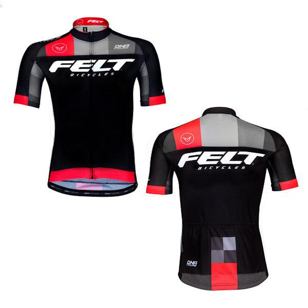 FELT DNA レース ショートスリーブジャージ 半袖 フェルト dna race short sleeve jersey サイクル ウェア