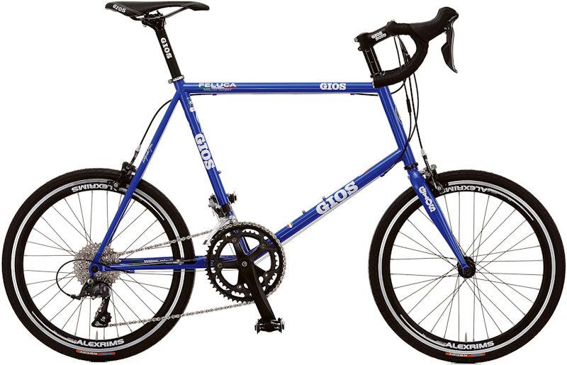 ジオス フェルーカ (ジオスブルー) 2020 GIOS FELUCA ミニベロ 小径自転車