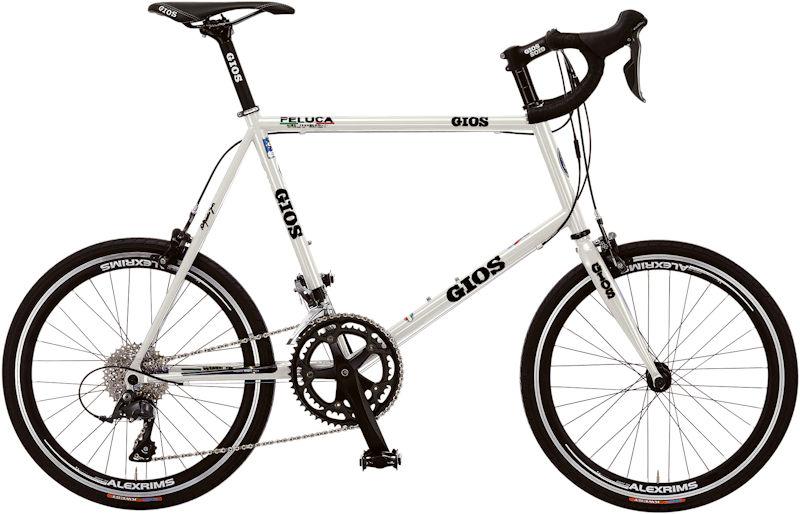 ジオス フェルーカ (ホワイト) 2020 GIOS FELUCA ミニベロ 小径自転車