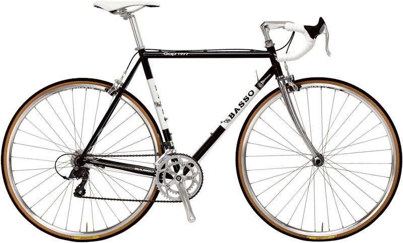 バッソ ギャップ 1977 (ブラック) 2020 BASSO GAP 1977 ロードバイク