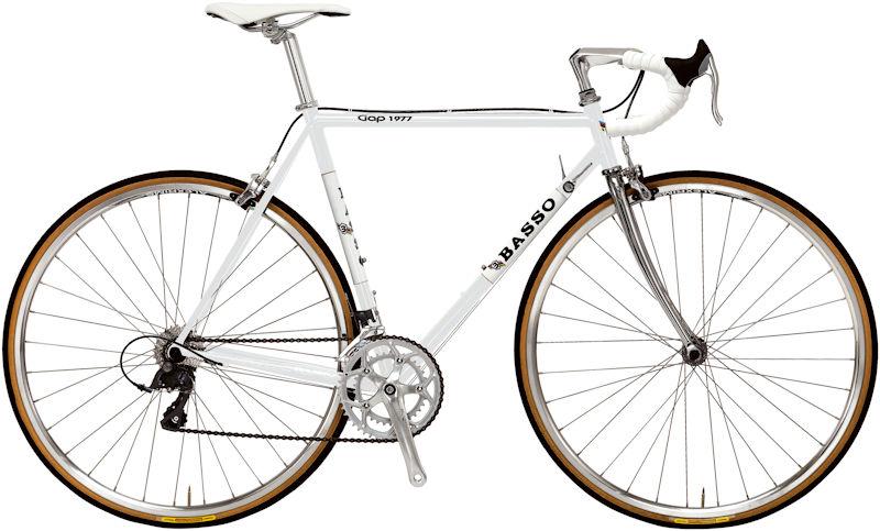 バッソ ギャップ 1977 (ホワイト) 2020 BASSO GAP 1977 ロードバイク