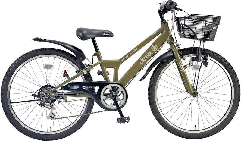 開店記念セール! 子供用自転車 JE JEEP JE-24S CTB (オリーブ) JE-24S ジープ JE 24 S CTB, オトワチョウ:351dc932 --- hortafacil.dominiotemporario.com