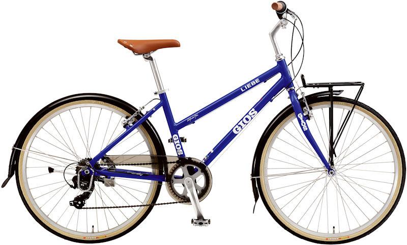 ジオス リーベ (ジオスブルー) 2020 GIOS LIEBE シティサイクル クロスバイク