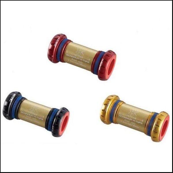 KCNC シマノホローテックII対応 (XC/セラミック) 68/73mm SHIMANO COMPATIBLE BB ボトムブラケット 02P03Dec16