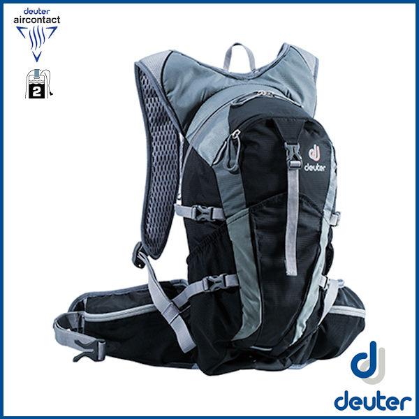 ドイター アドベンチャーライト 8 (ブラック/チタン) deuter Adventure Lite 8 バックパック リュック D4201116-7490