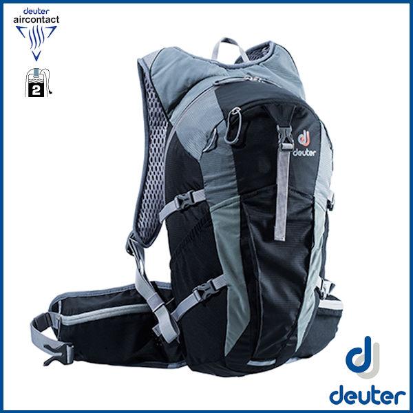 ドイター アドベンチャーライト 14 (ブラック/チタン) deuter Adventure Lite 14 バックパック リュック D4201216-7490