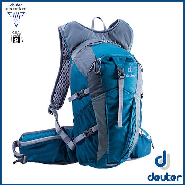 ドイター アドベンチャーライト 14 (デニム/チタン) deuter Adventure Lite 14 バックパック リュック D4201216-3422