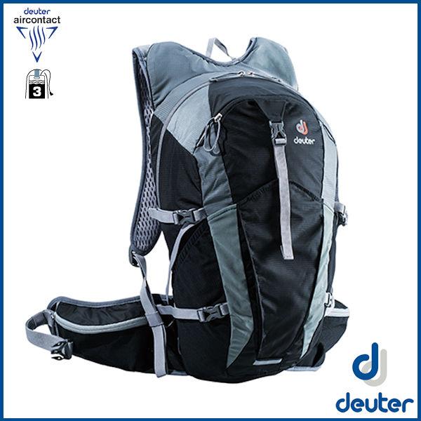 ドイター アドベンチャーライト 20 (ブラック/チタン) deuter Adventure Lite 20 バックパック リュック D4201316-7490
