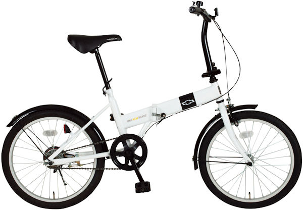 ミムゴ シボレー FDB20R 折り畳み自転車 MG-CV20R MIMUGO CHEVROLET FDB20R フォールディングバイク 365 【送料無料・メーカー直送・代引き不可】