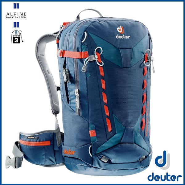ドイター フリーライダー プロ 30 (ミッドナイト/アークティック) deuter Freerider Pro 30 バックパック リュック D3303417-3359