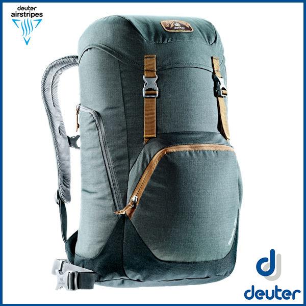 ドイター ウォーカー 24 (アンスラサイト/ブラック) deuter Walker 24 バックパック リュック D3810717-4750
