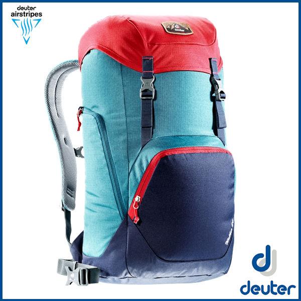 ドイター ウォーカー 24 (デニム/ネイビー) deuter Walker 24 バックパック リュック D3810717-3383