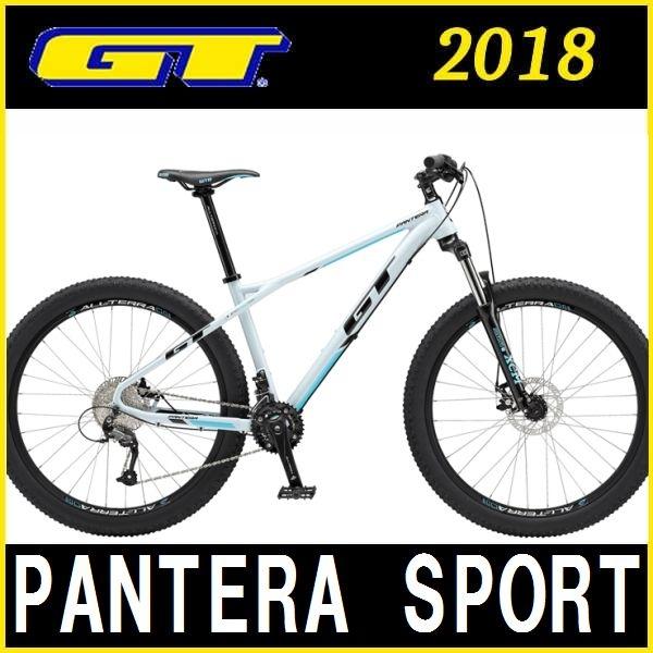 マウンテンバイク GT PANTERA SPORT (グレー) 2018 ジーティー パンテラ スポーツ
