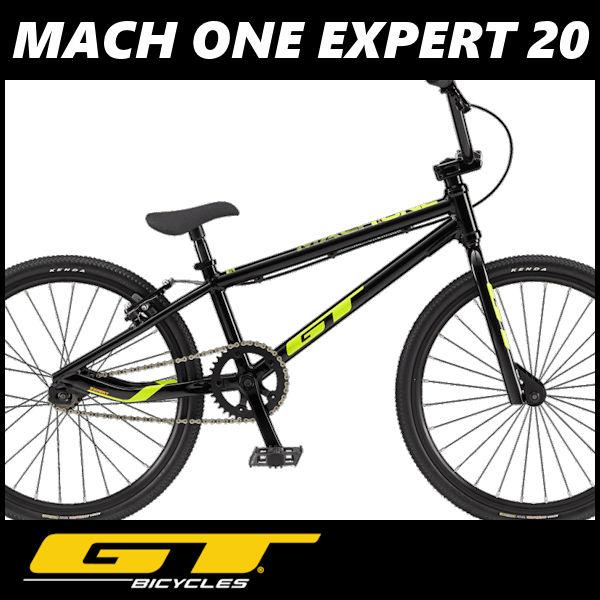 BMX GT MACH ONE EXPERT 20 (ブラック) 2018 ジーティー マッハワン エキスパート 20