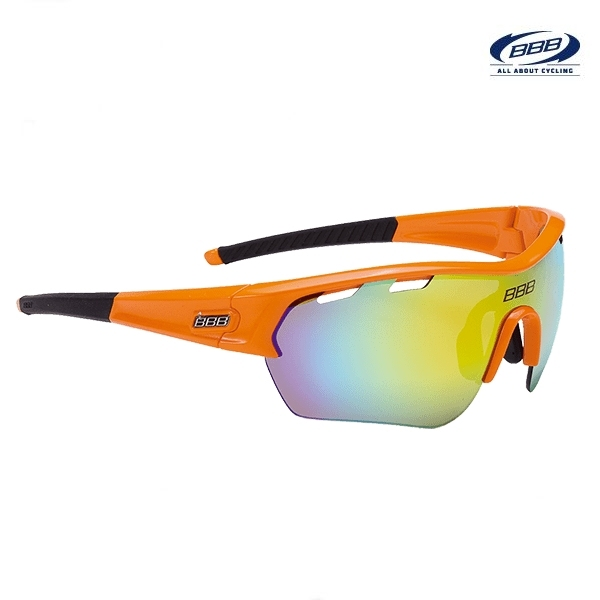 BBB(ビービービー)BSG-55XL セレクトXL Select XL/グロッシーオレンジ / MLC オレンジワイドレンズ (131461)