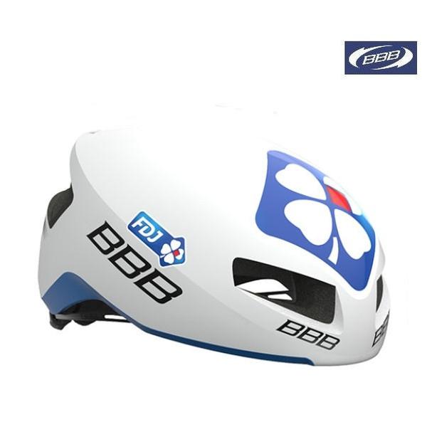 (BBB)ヘルメット BHE-08 TITHON ティトノス/FDJ