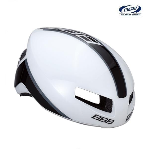 (BBB)ヘルメット BHE-08 TITHON V2 ティトノス V2/ グロッシーホワイト
