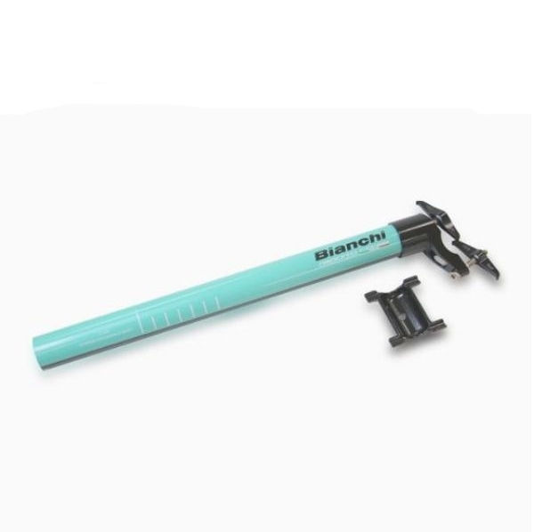ビアンキ CNC アルミニウム シートポスト A 27.2mm /Arumi Seatpost 27.2mm / Celeste / P0116007CK000