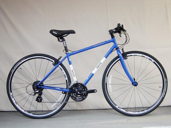ジオス ミストラル クロモリ (ジオスブルー) 2020 GIOS MISTRAL Cr-MO クロスバイク
