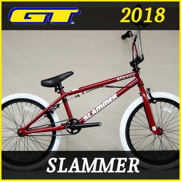 BMX ジーティー スラマー (レッド) 2018 GT SLAMMER