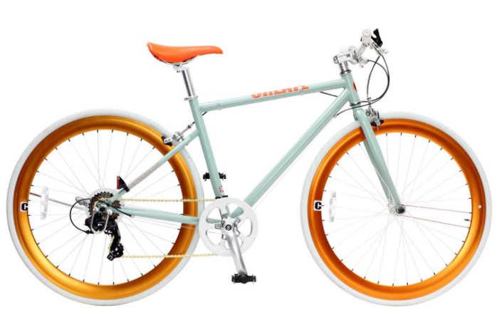 クロスバイク CREATE bikes C310 クリエイトバイク 700c 7段変速【送料無料・メーカー直送・代引不可】