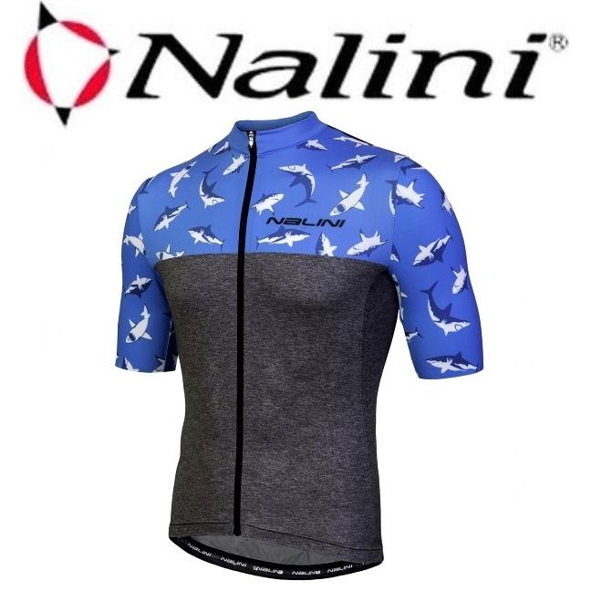 Nalini(ナリーニ)AHS CENTENARIO (半袖ジャージ)4200 BLUE |Mサイズ