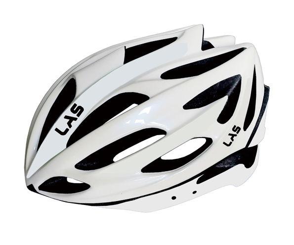 LAS VICTORY サイクリング ヘルメット (ホワイト) ラス ビクトリー 自転車 ヴィクトリー