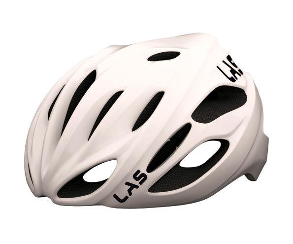 LAS COBALTO サイクリング ヘルメット (ホワイト) ラス コバルト 自転車