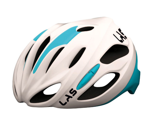 セール 登場から人気沸騰 LAS COBALTO LAS サイクリング ヘルメット COBALTO (ホワイト ヘルメット/ライトブルー) ラス コバルト 自転車, インズ工房インテリアショップ:1730935a --- konecti.dominiotemporario.com