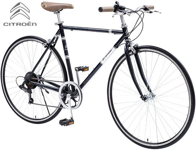 クロスバイク CITROEN TR7006 (ナイトブラック) シトロエン TR 7006 CROSS BIKE
