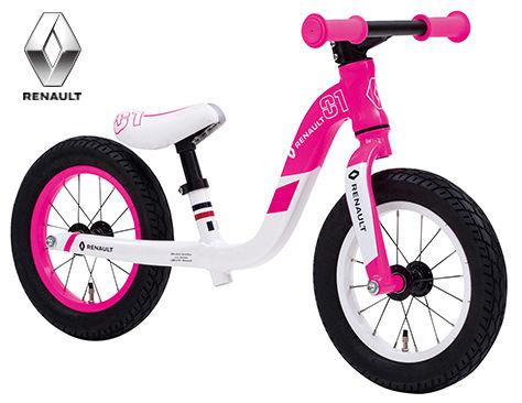 子供用自転車 RENAULT ULTRA LIGHT TRAINEE (ピンク) ルノー ウルトラ ライト トレーニー 幼児用自転車 キックバイク