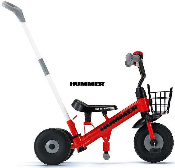 子供用自転車 HUMMER TRICYCLE (レッド) ハマー トライサイクル 幼児用自転車 三輪車