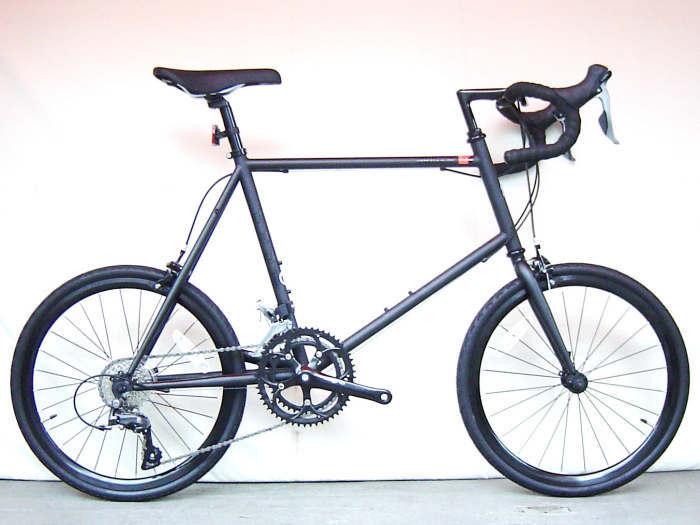 ミニベロ フジ ヘリオン R (マットブラック) 2020 FUJI HELION R 小径自転車