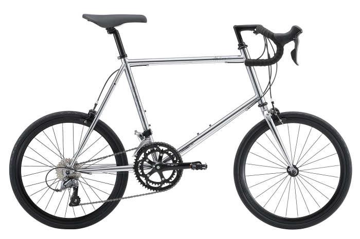 ミニベロ フジ ヘリオン R (クローム) 2020 FUJI HELION R 小径自転車