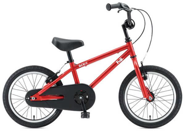 子供用自転車 フジ エース 16 (シャイニーレッド) 2019 FUJI ACE 16