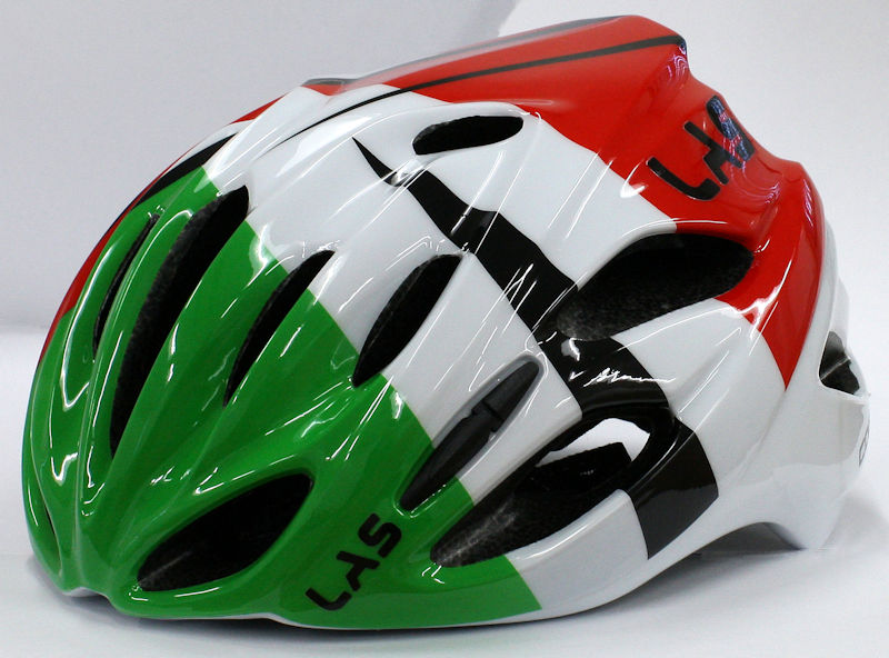 LAS COBALTO サイクリング ヘルメット (イタリー) ラス コバルト 自転車