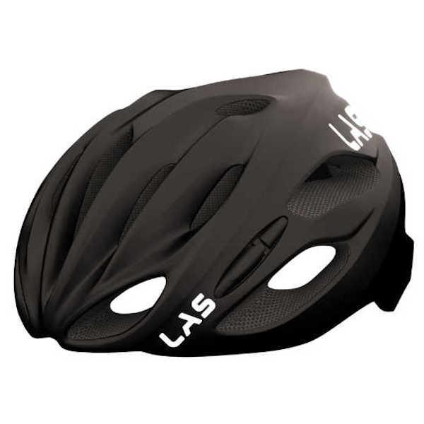 LAS COBALTO サイクリング ヘルメット (マットブラック) ラス コバルト 自転車