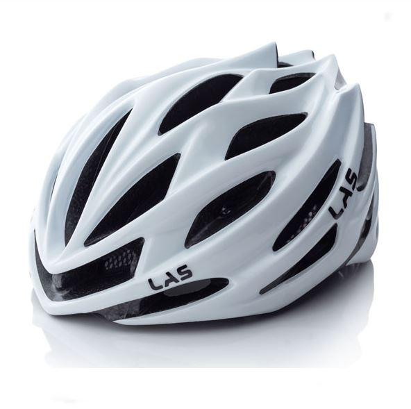 LAS GALAXY2.0 サイクリング ヘルメット (ホワイト) ラス ギャラクシー2.0 自転車