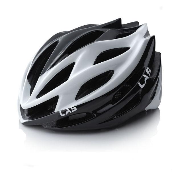 LAS GALAXY2.0 サイクリング ヘルメット (ブラック/ホワイト) ラス ギャラクシー2.0 自転車