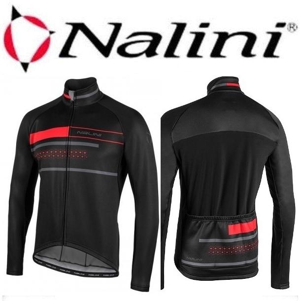Nalini(ナリーニ) AHW WS CLASSICA JKT (ジャケット)4000 BLACK/Mサイズ