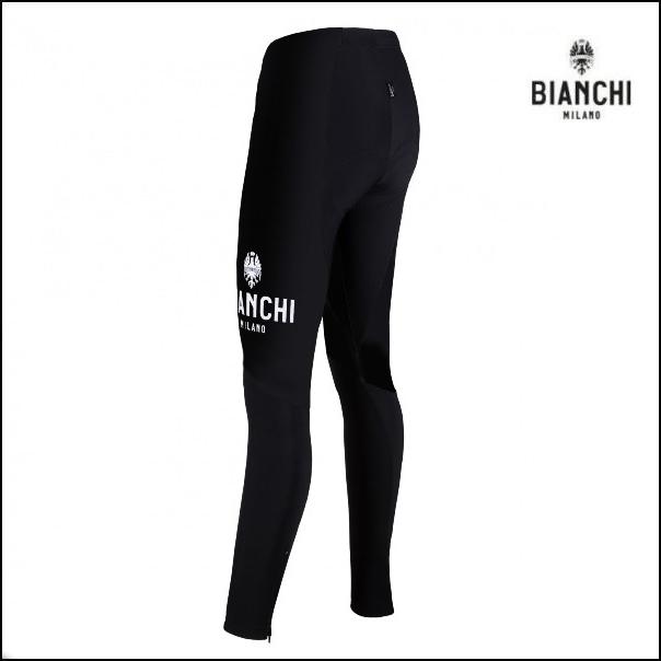 Bianchi MILANO ビアンキミラノ レディ―スタイツ VARNA / ブラック 4000 / (Mサイズ)サイクルウエア