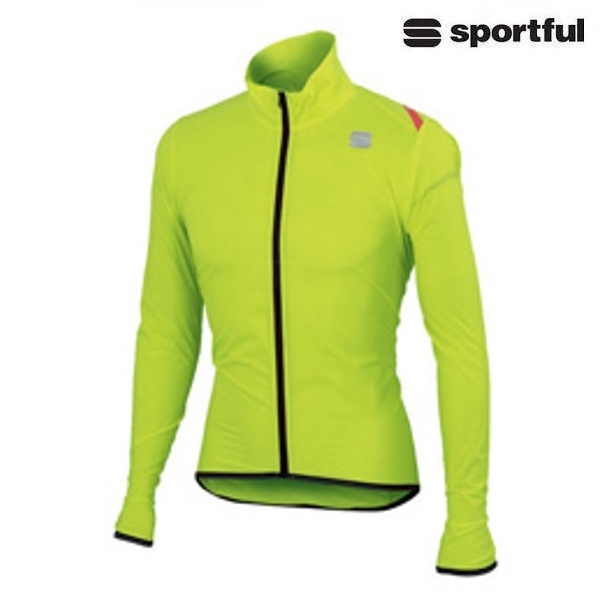 優れた品質 Sportful PACK (スポーツフル) HOT YEL PACK 6 JACKET YEL/Lサイズ HOT|ウインドブレーカー, 布津町:3be824cf --- canoncity.azurewebsites.net
