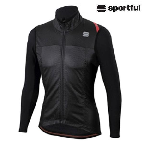 Sportful (スポーツフル) FIANDRE STRATO WIND BLK /Lサイズ ジャケット